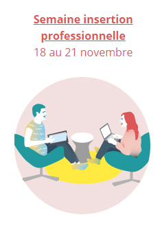 Semaine Insertion Professionnelle