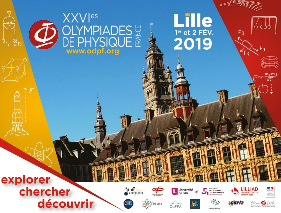 Olympiades Physique 2019